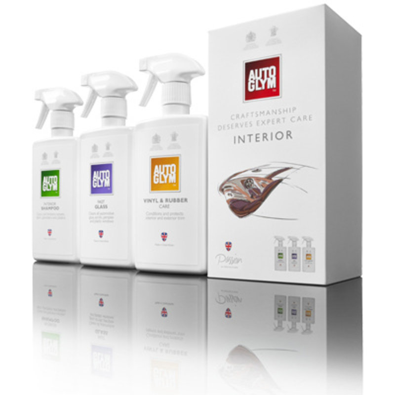 Autoglym Perfect Interiors- The Collection