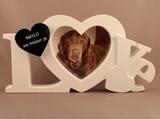 Fotolijst hout LOVE
