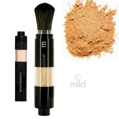 Mineralogie Parfumvrije foundation dispenserbrush Cashmere