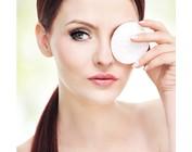 Oog make-up remover