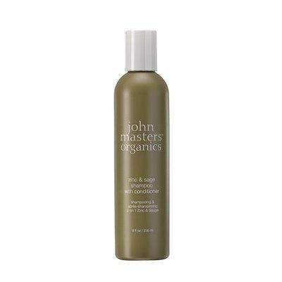 John Masters Organics Hypoallergene natuurlijke Shampoo & Conditioner in1