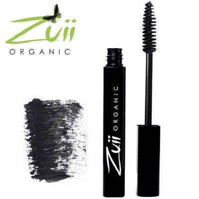 Zuii Organic Parfumvrije granietzwarte mascara