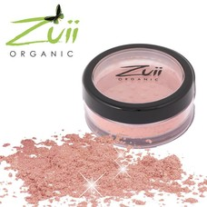 Zuii Organic Flora Diamond Sparkle Blush Peach