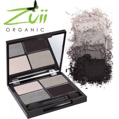 Zuii Organic Parfumvrij oogschaduwpalet Quad Diva