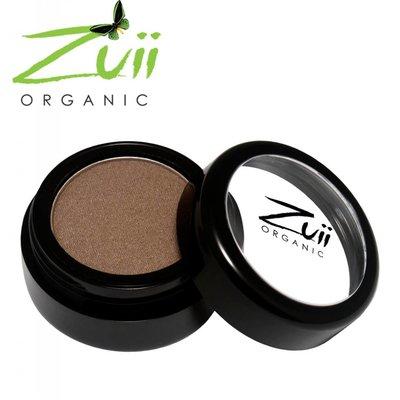Zuii Organic Parfumvrije bruine oogschaduw Tawney