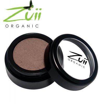 Zuii Organic Parfumvrije lichtbruine oogschaduw Fudge