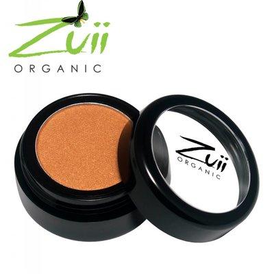 Zuii Organic Parfumvrije gouden oogschaduw Rich Gold