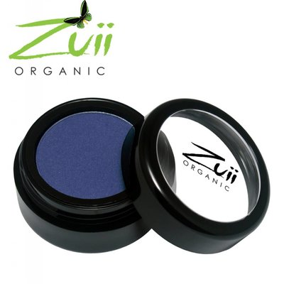 Zuii Organic Parfumvrije blauwe oogschaduw Blue Marine