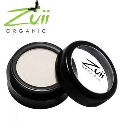 Zuii Organic Parfumvrije witte oogschaduw White Diamond