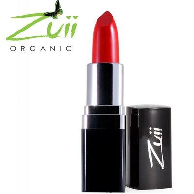 Zuii Organic Parfumvrije lippenstift Coral Red