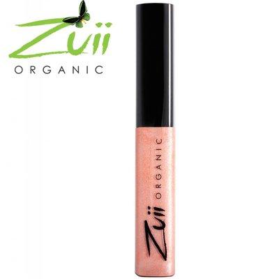 Zuii Organic Parfumvrije lipgloss Sea Shell