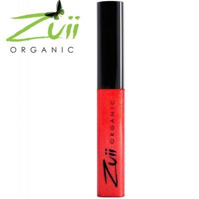 Zuii Organic Parfumvrije lipgloss Ruby Rose