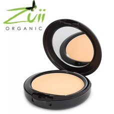 Zuii Organic Ultra Pressed Powder Foundation Alabaster