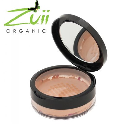 Zuii Organic Parfumvrij poederfoundation Brazil Nut