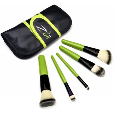 Zuii Organic Make-up kwasten set met Etui
