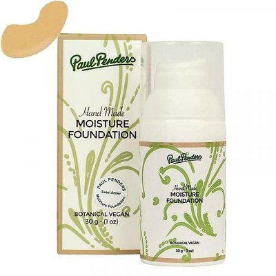 Paul Penders Parfumvrije vloeibare foundation Sweet Amber