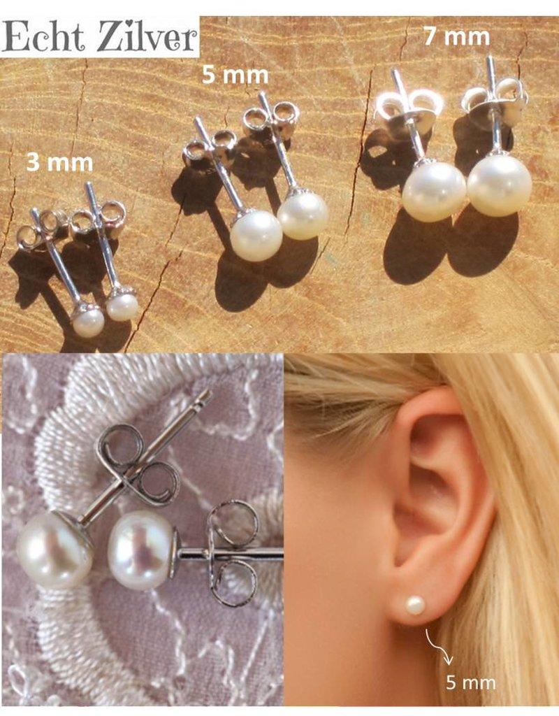 "KAYA sieraden Communion silver bracelet ""Little Diva"" with crystal cross"