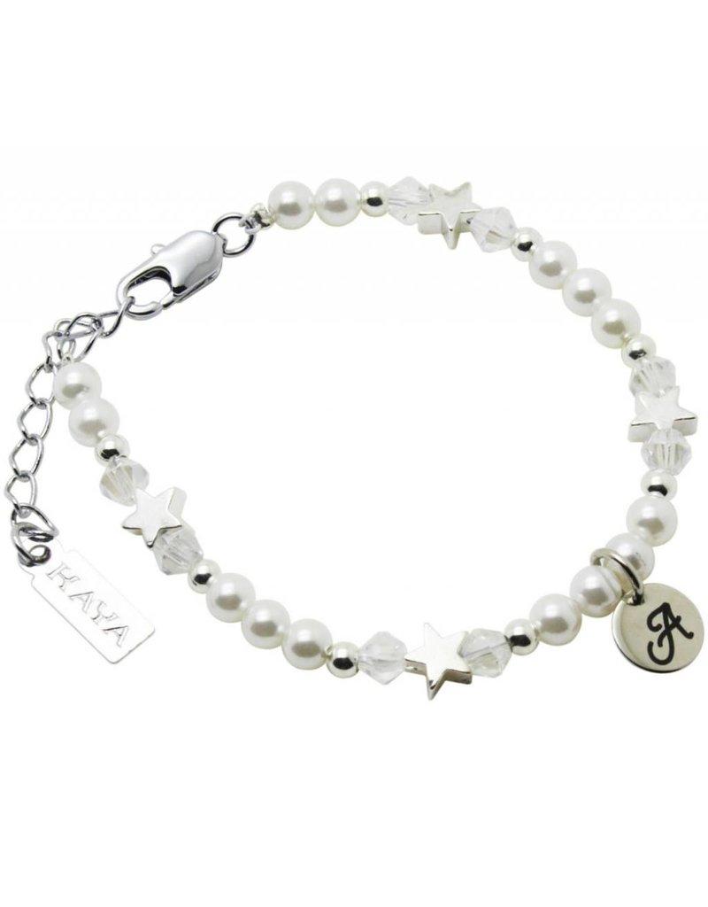 KAYA sieraden Initial charm bracelets ★ ★ for at