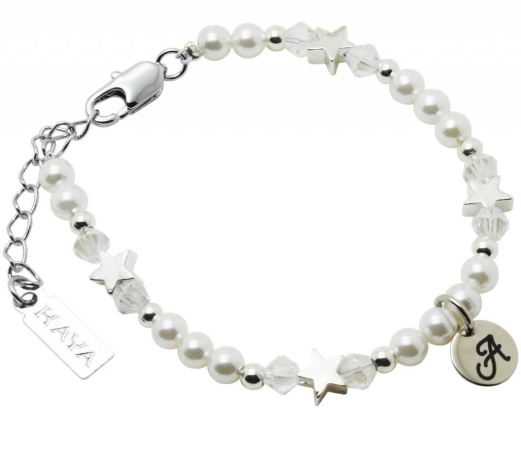 Initial charm bracelets ★ ★ for at
