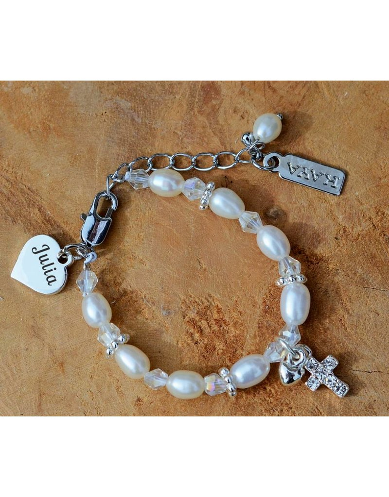 KAYA sieraden Name charm bracelets ★ ★ for at