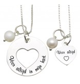 """Mom & Me chains' Forever in my heart .... For Always """""""