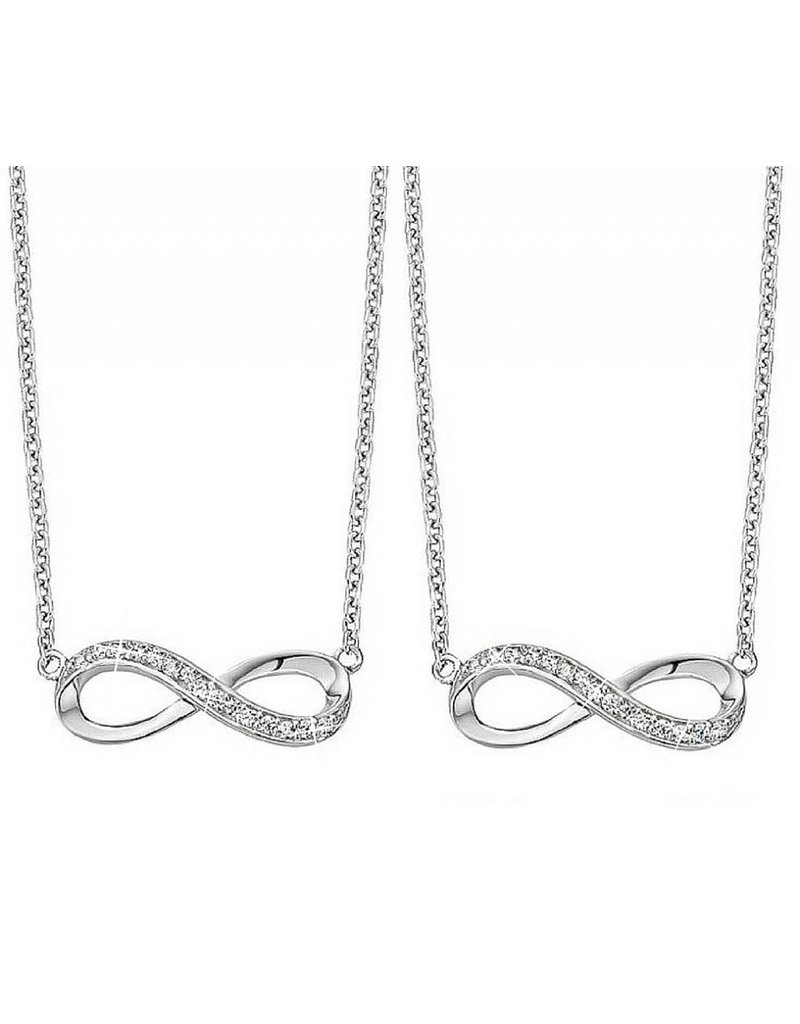 Silver chains 'Forever'