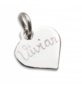 Engraved Charm ★ ★ additional personal