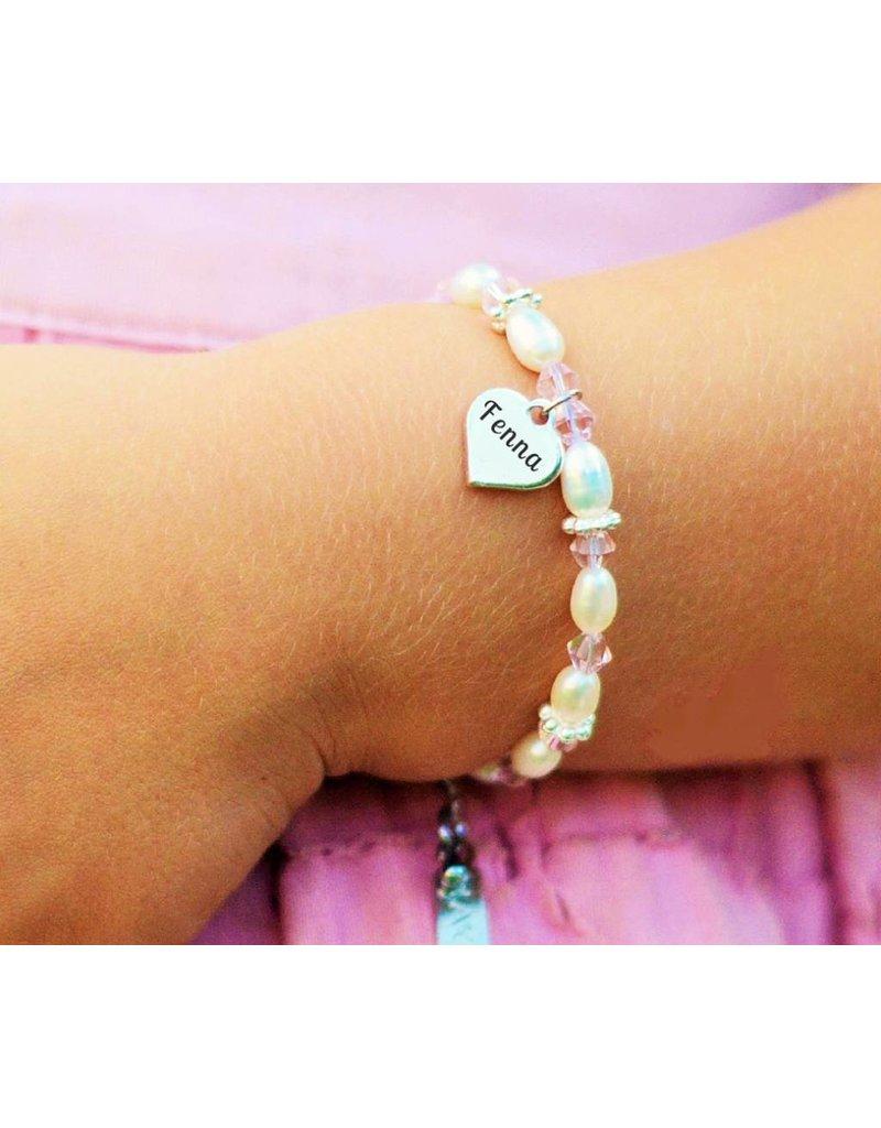 KAYA sieraden Children Bracelet 'first name'