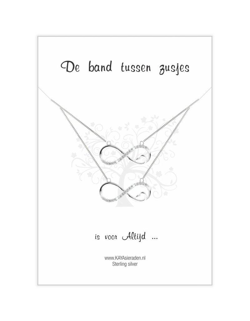 "Postcard ""The bond between sisters'"