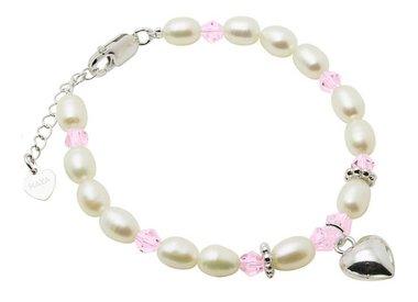 baby bracelets (silver)