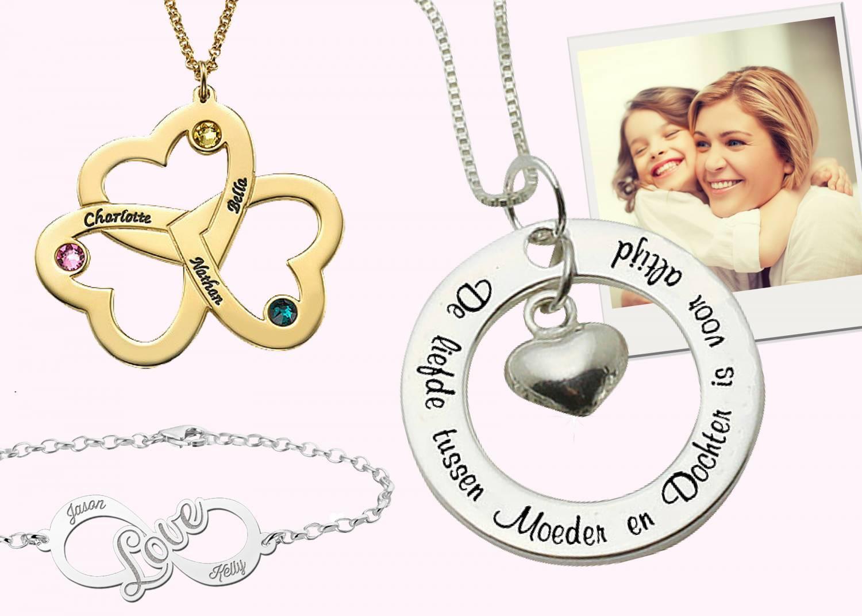 MAMA sieraden, het altijd-goed cadeaus voor moeders!