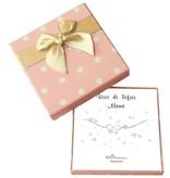 KAYA sieraden Gift Box Speechless 'Best Friends Forever' - Copy
