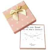 KAYA sieraden Gift Box Speechless 'Best Friends Forever' - Copy - Copy