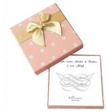 KAYA sieraden Gift Box Speechless 'Happy Holidays' - Copy