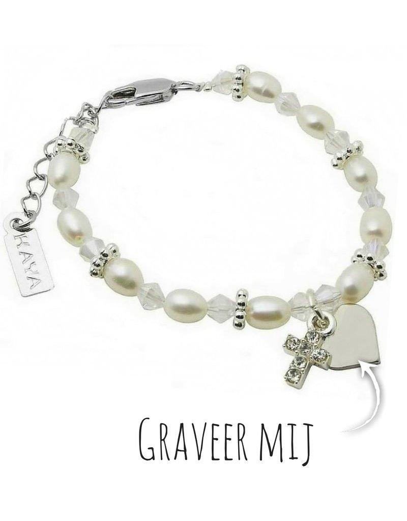 Faith bracelet 'Personalize'