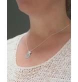 KAYA sieraden Zilveren Ketting 'De Liefde tussen Moeder & Dochter'
