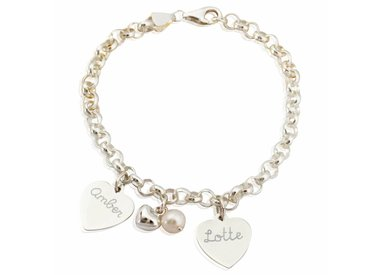 Mommy necklace (free engraving)