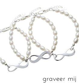 Zilveren 3 Generatie armbanden