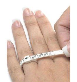 KAYA sieraden Meet Ring (voor bepalen juiste ringmaat)
