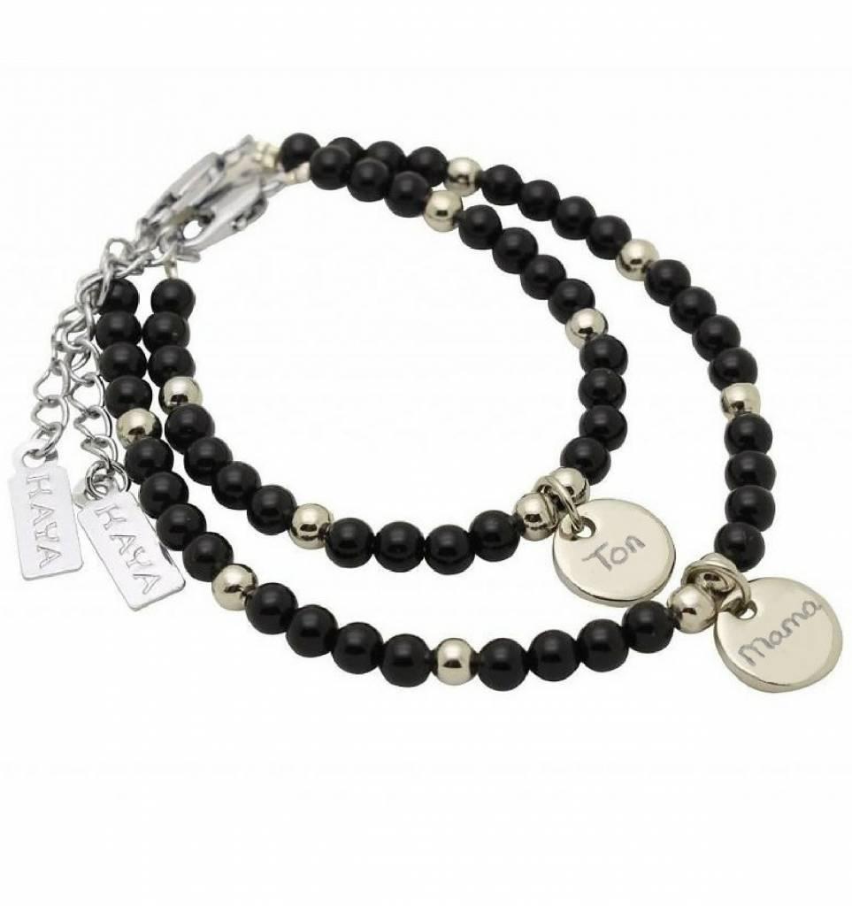 KAYA sieraden Bracelet 'engrave me & choose your model bracelet' - Copy