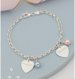KAYA sieraden Design your own silver charm bracelet - Copy - Copy