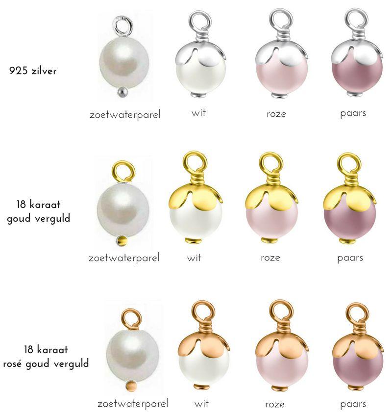 KAYA sieraden Silver children's necklace 'angel'