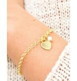 KAYA sieraden Jasseron bracelet set - Copy