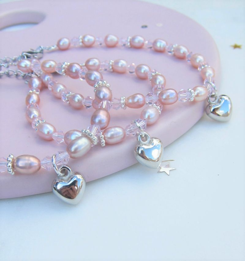 children's bracelet 'Princess' without charms