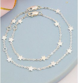 KAYA sieraden Zilveren Mom & me set 'Twinkle Star'