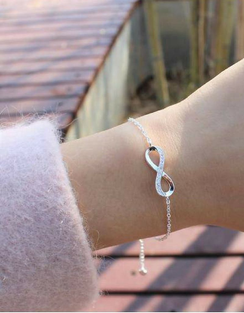 Silver Chain Bracelet ★ ★ additional personal - Copy - Copy - Copy