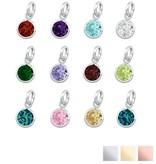 Swarovski® Charm Birth Crystal