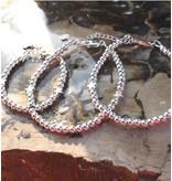 KAYA sieraden Drie generatie armbanden set 'cute balls' - met veel sterren