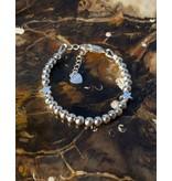 KAYA sieraden Silver bracelet 'Cute Balls' - Copy - Copy - Copy - Copy - Copy