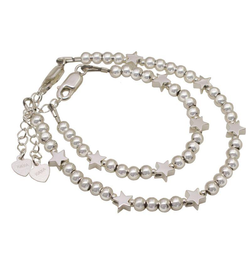 Silver bracelet 'Cute Balls' - Copy - Copy - Copy - Copy - Copy - Copy - Copy - Copy